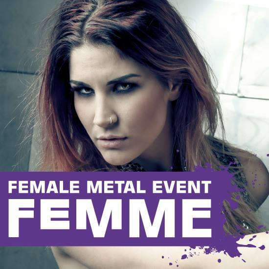 FEMME FESTIVAL, HERE WE COME!
