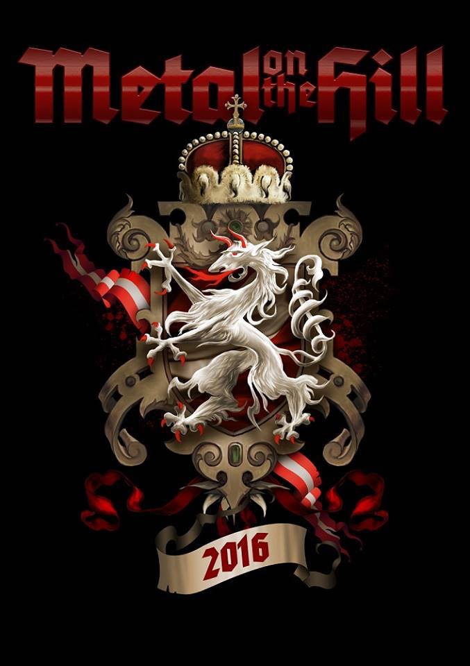 13.08.2016 - METAL ON THE HILL, GRAZ / AUT